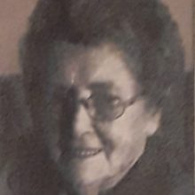 Nora Gallagher nee Carty