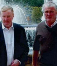 Patrick Coleman and his brother Martin